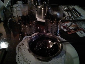 Тот самый травяной чай с вареньем из шишек
